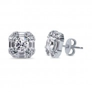 Art Deco Sparkle Earrings
