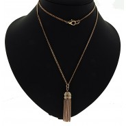 Tassel necklace (Large)