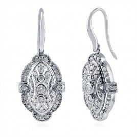 Art Deco Renaisance Earrings