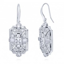 Art Deco Glam Earrings