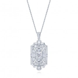 Art Deco Glam Necklace
