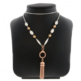 Timeless Tassel Luxe (Rose Gold)